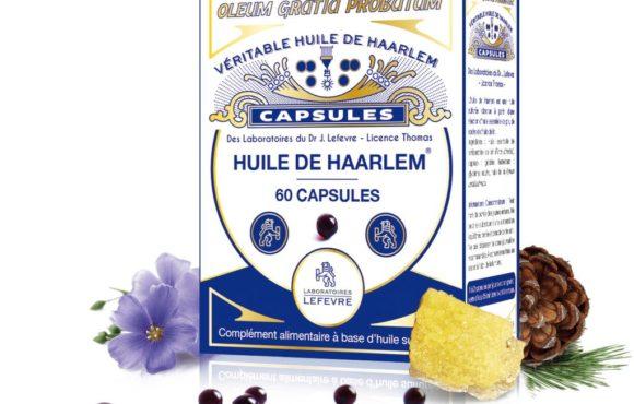 Bienfaits de l'huile de Haarlem
